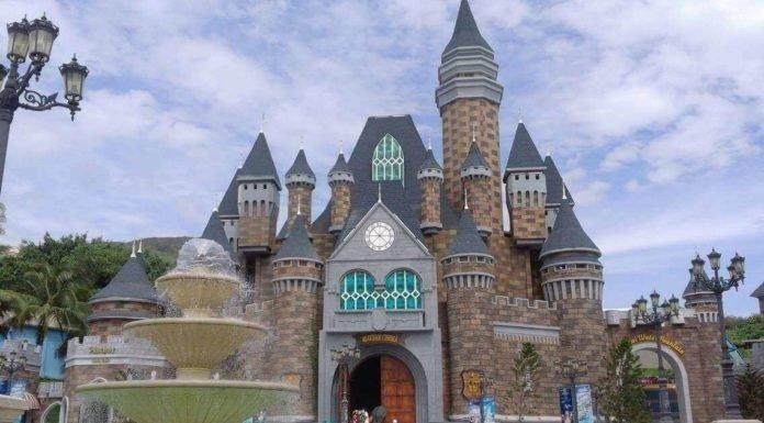Lâu đài phim 4D