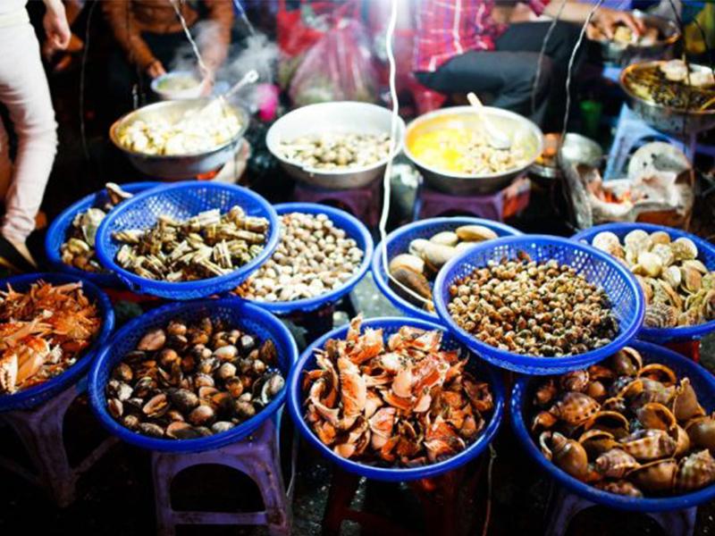 Ẩm thực chợ đêm